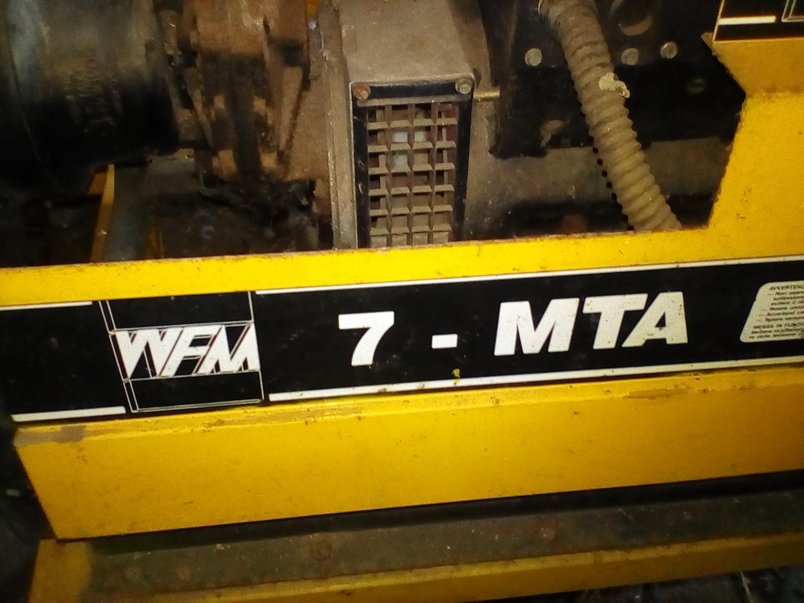 Generatore da collegare al trattore in vendita - foto 4